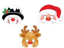 infantil Navidad Tema Suave Belén Máscaras ~ Elige Tu Diseño