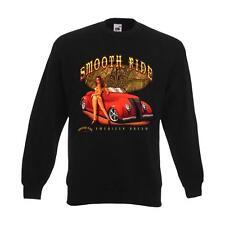 Sweatshirt Smooth Ride, Biker Funshirt S - 6XL (ASG00220)