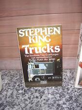 Trucks, von Stephan King, Vier berühmte Film-Erzählunge