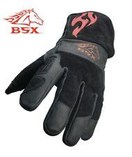 Black Stallion Xtreme BSX Vulcan Stick/MIG Gloves - BS50