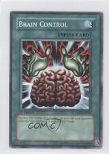 2007 Yu-Gi-Oh! Jaden Yuki Starter Deck Base 1st Edition YSDJ-EN030 Brain Control