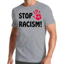 Stop Racism T-Shirt | racisme | racistes | étrangers | Gauche | réfugiés