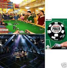 WORLD SERIES OF POKER Casino * viele Varianten Top Zustand