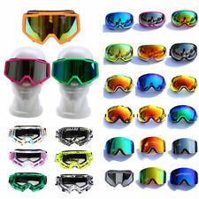 Double Lens Anti Dust Fog UV Snow Ski Goggles Winter Sport Eyewear Glasses Case