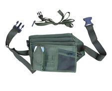 Army Combat Military Travel Utility Waist Bum Bag Pack Tool Money Day Belt Green