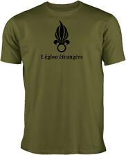 Fremdenlegion T-Shirt Motiv 1 - Legion Etrangere Frankreich