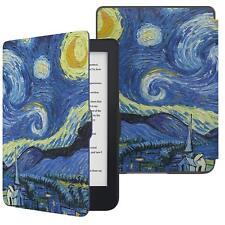 "MoKo Sleep Wake Up Slim Protective Cover Case for Kobo Clara HD 6"" Tablet/e-Book"