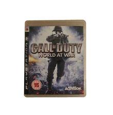Call of Duty: World at War (PS3), Good Playstation 3 Video Games