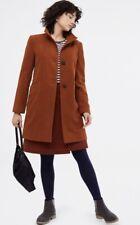 White Stuff Ladies Kenley Ochre Moleskin Coat 427162  NEW