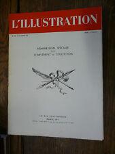 L'illustration n° 5037 - 16 septembre 1939 réimpression spéciale complément