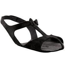 Capezio Sandasol foot thong (H03) - Black or Tan - All sizes