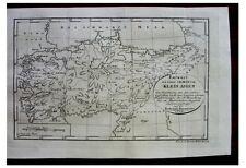 1799 Beauchamp - EARLY MAP OF ASIA MINOR - Anatolia  DE