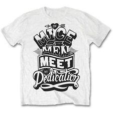 De Ratones y hombre dedicación T-Shirt (S a XXL) Nuevo Oficial Cold World la inundación