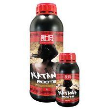 Shogun Katana Roots 250ml, 1L, 5L Root Stimulator and Vegetative Growth Enhancer