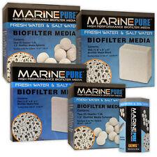 ReefCulture Marine Pure Biofilter Media - Spheres / Plate / Block Aquarium Tank