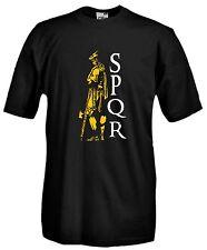 T-shirt SPQR A82 Maglia Roma Antica Colosseo Foro Gladiatore Totti Legionari