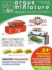 Argus de la Miniature, Spécial Mercury Vol. 2