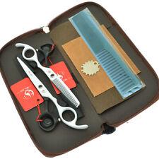 "6.0"" Salon Haircut Set Professional Hairdressing Cutting Thinning Scissors Razor"