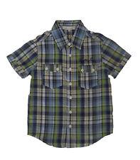 Camisas  niño de Krater, azul ,talla 6