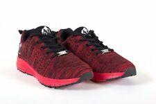 Gorilla Wear Brooklyn knitted sneakers – Red/Black Shoes Rot/Schwarz