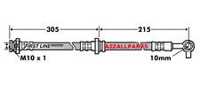 Para Nissan Xtrail 2.0 2.2 Td 01 02 03 04 05 06 Delantero Derecho Freno Manguera Tubo T30