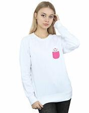 Disney Women's Aristocats Marie Pocket Sweatshirt