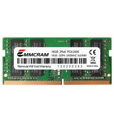 16GB 32GB 64GB PC4-2400T DDR4-2400MHz PC4-19200S 260 Pin Sodimm 1.2v Non-Ecc RAM