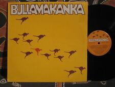 BULLAMAKANKA Self Titled 1982 Oz Bush-Band / Country LP