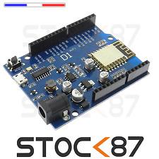 5267#  carte compatible WeMos D1 WiFi  ESP8266 shield Arduino UNO -