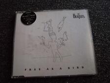 The Beatles-Free as a Bird Maxi CD-Made in Holland
