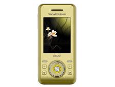 Sony Ericssion S500i S500c S500 2G  Camera GSM 850 / 900 / 1800 /1900 Bluetooth