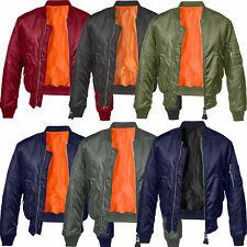 Brandit Herren MA1 Jacket 3149 Security Bomberjacke Jacke Pilot Flieger
