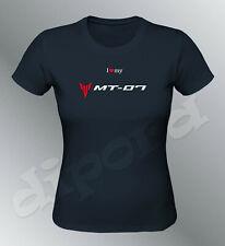 SUPER PROMO -50% Tee shirt MT07 femme moto MT-07