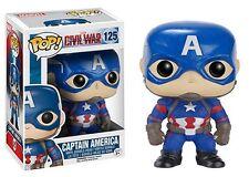 FUNKO POP Marvel Series: Civil War VINYL POP FIGURES CHOOSE YOURS!