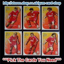 FUTERA - Liverpool Fans Sélection 1999 Cutting Edge embossé VEUILLEZ choisir