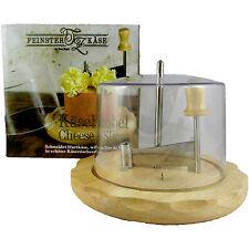 Käsehobel im Set angeboten für Tete de Moine und Schoko Rolles cheese slicer