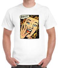 Brexit Terror T-Shirt Protest EU Comic Art