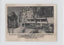 1966 Somportex Thunderbirds Small #28 Tracy Family Living Quarters Card 0s4