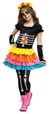 Girls Day of the Dead Costume (Día de Los Muertos)