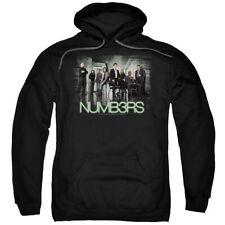 "Numb3rs ""Cast"" Hoodie, Crewneck"