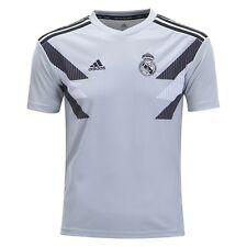 Real Madrid Adidias Grey Prematch Jersey MSRP $60