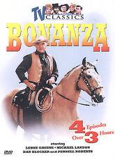 Bonanza - Volume 3 (DVD, 2003) Lorne Greene Michael Landon WORLD SHIP AVAIL