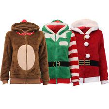 new mens ladies christmas jumpers season greetings xmas novelty santa elf winter