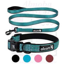 Alcott Essential Adventure Dog Leash/Lead & Collars Quality & Stylish Design