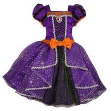 NWT Disney store Minnie Mouse Witch Costume Dress Girls Many sizes