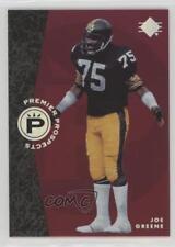 2008 SP Rookie Edition #366 Joe Green Pittsburgh Steelers RC Football Card