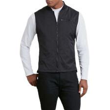 Reaction Kenneth Cole Mens Black Dry Stretch Vest $89 NEW