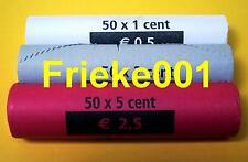 Luxemburg - Luxembourg - 1,2 en 5 cent rol 2004.