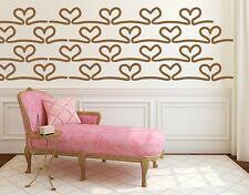 Heart Wall Decal, Nursery Wall Decal, Decor for Kids, Heart Wall Decor, Wedding