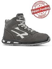 UPOWER scarpe antinfortunistiche alte pelle nabuk INFINITY S3 SRC RL10023